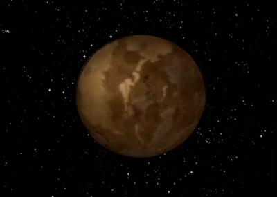 إكتشاف بلوتو اصغر كواكب المجموعة الشمسية