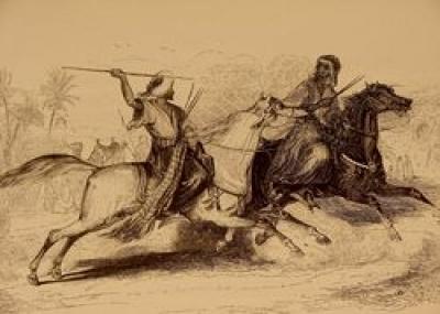 انتصارالجيش العثماني بقيادة السلطان سليم الأول علي جيش المماليك بقيادة طومان باي بمعركة الريدانية