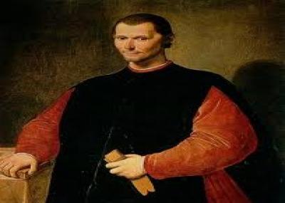 ولد ماكيافيلّي Niccolò dei Machiavelli