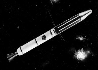 إطلاق اكسبلورر1 اول قمر صناعي للولايات المتحدة
