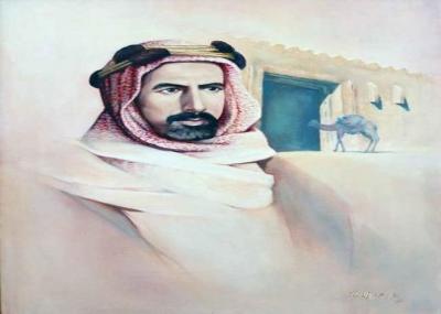 تولي الشيخ سالم المبارك الصباح حكم الكويت