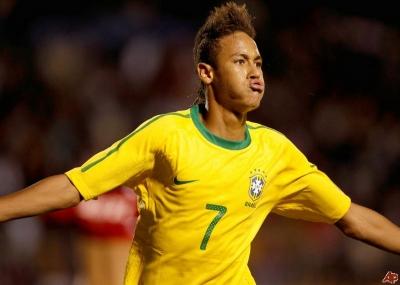 ولد الاعب البرازيلي نيمار دا سيلفا