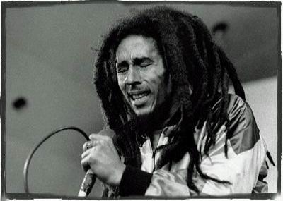 ولد المغني الجامايكي بوب مارلي