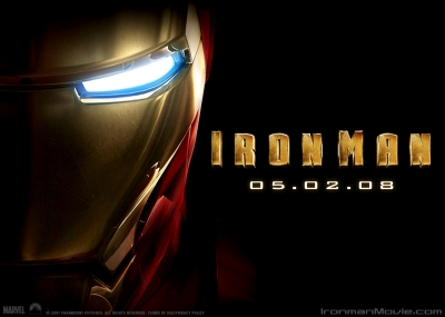 إصدار فيلم آيرون مان (Iron Man) - الرجل الحديدي