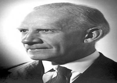 توفي الكميائي البريطاني السير روبرت روبنسون ( Robert Robinson)