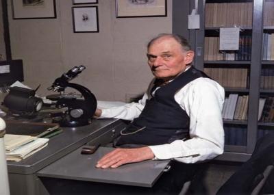 ولد الطبيب الأمريكي جون فرنكلين إندرز John Franklin Enders