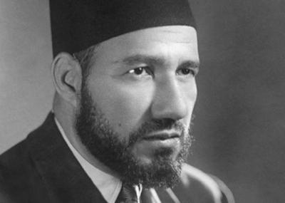وفاة الشيخ حسن البنا مؤسس حركة الإخوان المسلمين