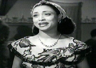 ولدت المغنية المصرية سعاد محمد المصري