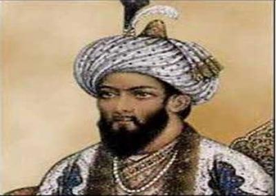 ولد الإمبراطور ظهير الدين بابر