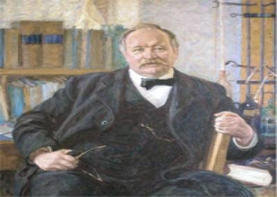 ولد الكميائي السويدي سفانت أرهينيوس Svante August Arrhenius