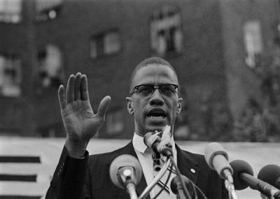 إغتيال مؤسس حركة أمة الإسلام في الولايات المتحدة مالكوم إكس Malcolm X