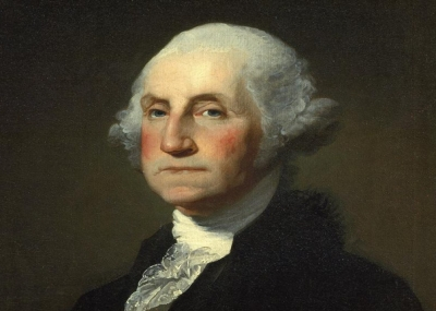 ولد جورج واشنطن اول رئيس امريكي