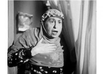 توفيت الممثلة المصرية ثريا فخري
