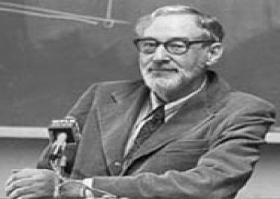 توفي الإقتصادي الهولندي تجالينغ كوبمان Tjalling Koopmans