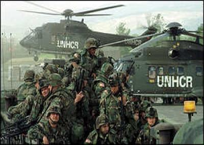 إندلاع حرب الكوسوفو