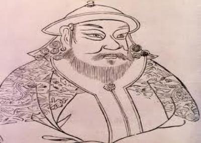 قوبلاي خان (Kublai Khan) يتولى حكم إمبراطورية المغول
