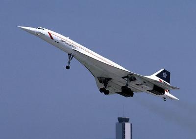 كان في مثل هذا اليوم اول طيران لطائرة الكونكورد