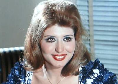 ولدت الممثلة المصرية سهير رمزي