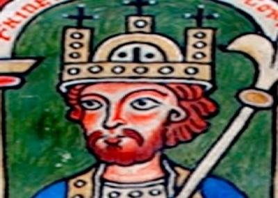 تولي فريدريك الأول Frederick I ملكاً علي ألمانيا