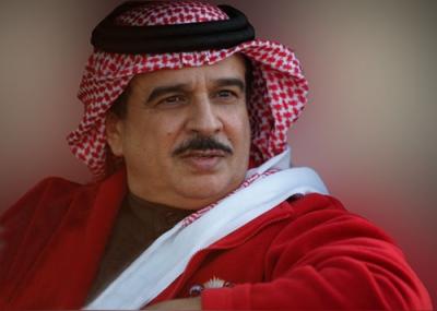 تولي الملك حمد بن عيسى بن سلمان حكم البحرين