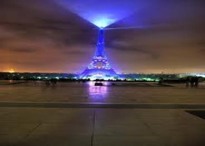 افتتاح برج إيفل (Tour Eiffel)