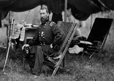 ولد القائد الأمريكي فيليب هنري شيريدان Philip Sheridan