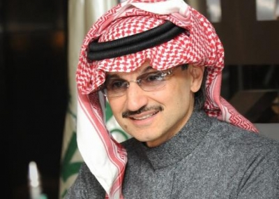 ولد رجل الأعمال السعودي الوليد بن طلال بن عبد العزيز