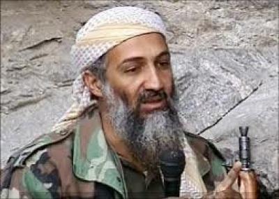 ولد منظم القاعدة أسامة بن لادن