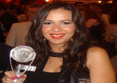 ولدت الممثلة المصرية إيمي سمير غانم