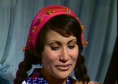 ولدت الممثلة المصرية سعاد نصر