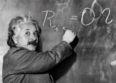 ولد العالم الفزيائي ألبرت أينشتاين Albert Einstein