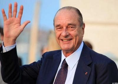 تولي جاك شيراك Jacques Chirac منصب رئاسة وزراء فرنسا