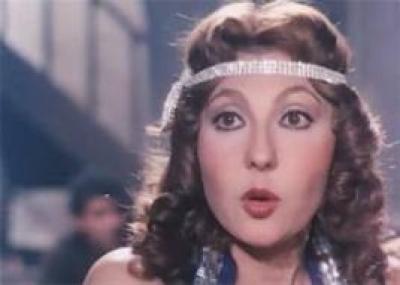 ولدت الممثلة المصرية نادية الجندي