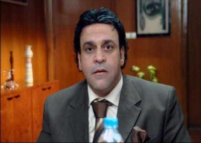 ولد الممثل المصري محمد شومان