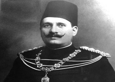 ولد ملك مصر الملك فؤد الأول