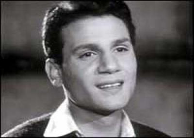 توفي الممثل والمغني المصري عبد الحليم حافظ