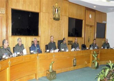 تم إعلان القوات المسلحة عن الإعلان الثاني للدستور