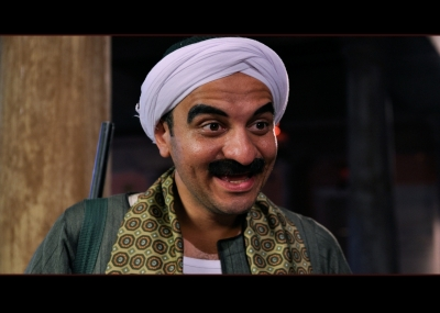 ولد الممثل المصري هشام إسماعيل