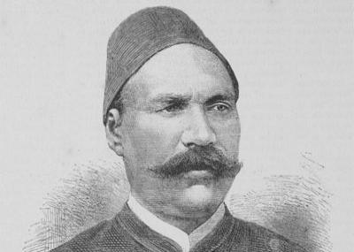 ولد القائد العسكري والزعيم المصري احمد عرابي