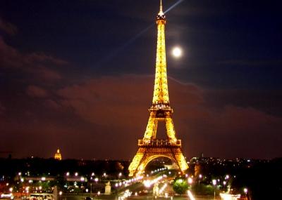 معلومات عن برج ايفل بالصور والفيديو