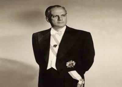 ولد الرئيس اللبناني السابق كميل شمعون
