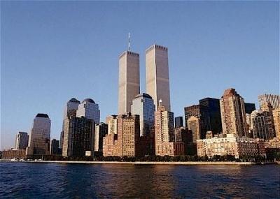 إفتتاح برج التجارة العالمي بنيويورك