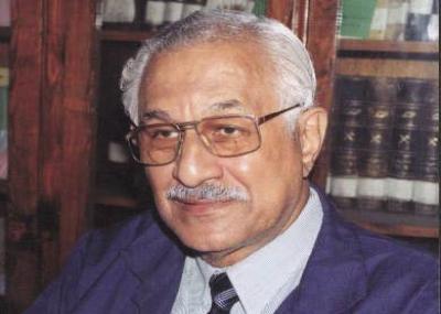 ولد الأديب والشاعر المصري جابر قميحة