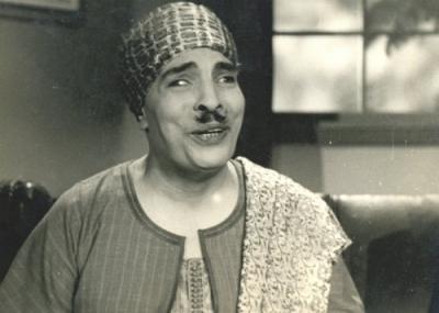 ولد الممثل الكوميدي المصري عبد الفتاح القصري