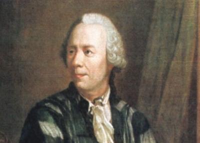 ولد الرياضي والفزيائي السويسري ليونهارد أويلر Leonhard Euler