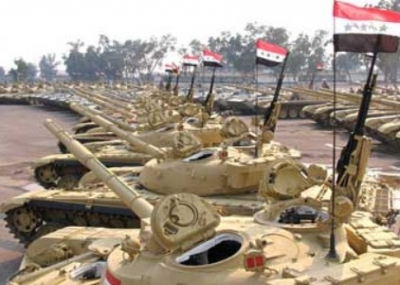 وقوع معركة الفاو بين الجيش العراقي والقوات الإيرانية