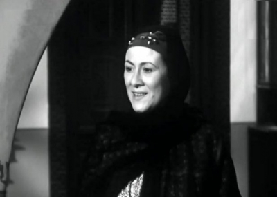 توفيت اليوم الممثلة المصرية عزيزة حلمي
