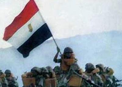 يوم إحتفال كل المصريين بعيد تحرير سيناء