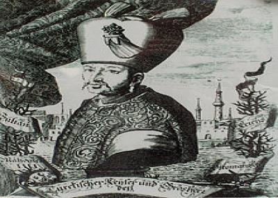 ولد السلطان العثماني محمد الرابع