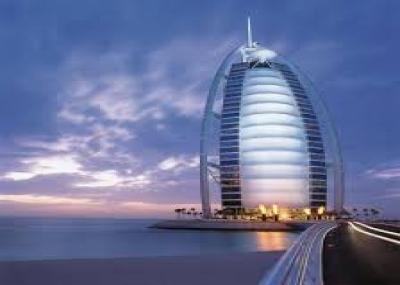 إمارة دبي ترتبط بحماية مع المملكة المتحدة